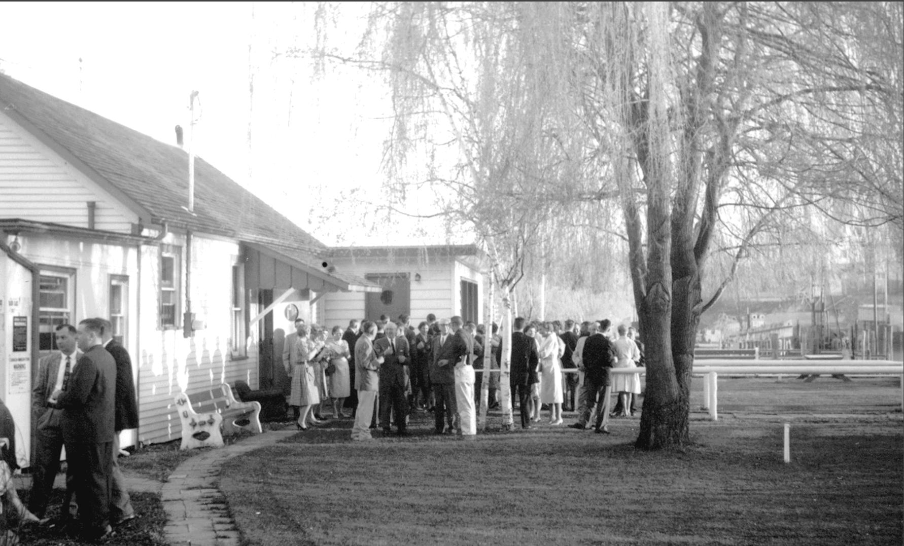 yacht club 1960