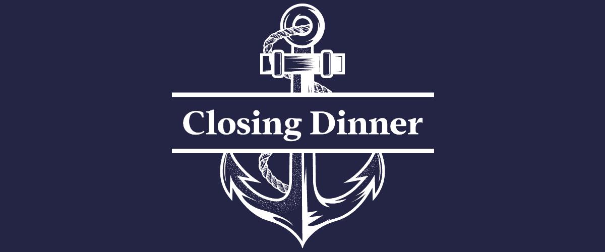 Event Closing Dinner
